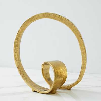 Metal Loop Object - West Elm