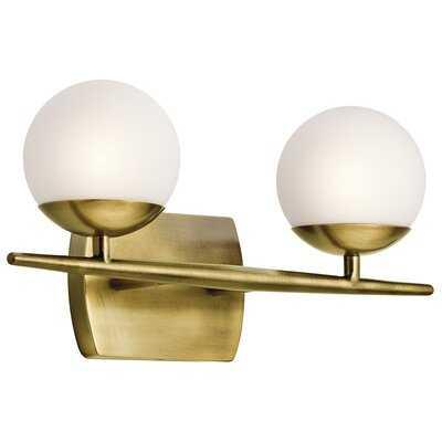 Tasha 2-Light Vanity Light - AllModern