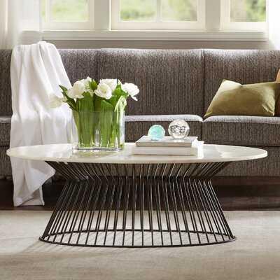 Christine Frame Coffee Table - Wayfair