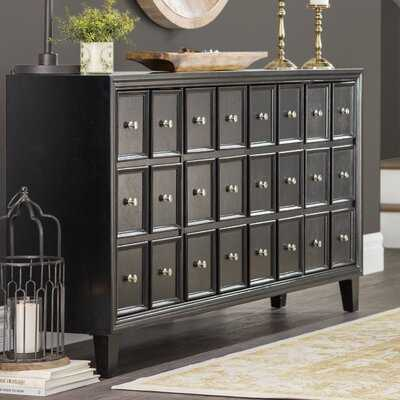 Totten Apothecary Accent Chest - Wayfair