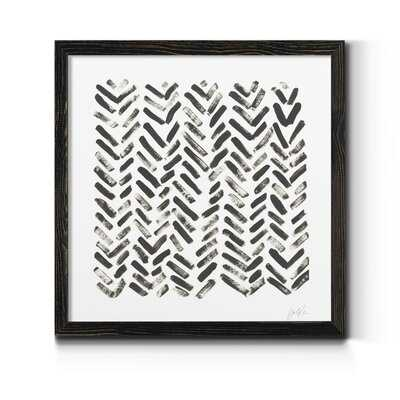 Mixed Signals VII - Picture Frame Print on Canvas - Wayfair