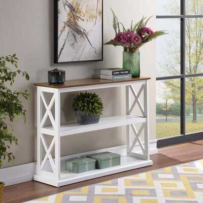 "Dovecove 32"" Console Table - Wayfair"