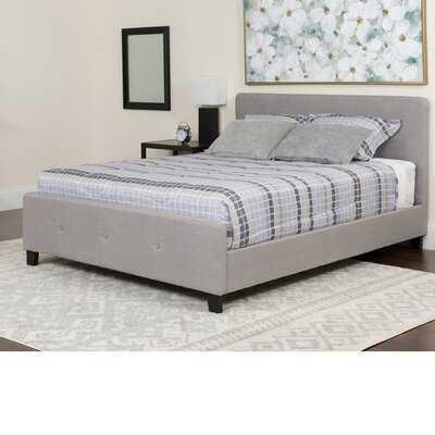 Konen Tufted Upholstered Platform Bed - Wayfair