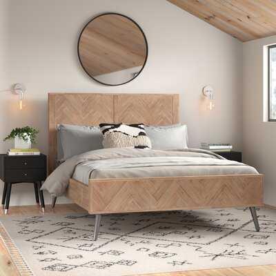 Lexy Platform Bed - AllModern