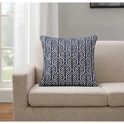 Cotton Square Cotton Pillow Cover - Wayfair