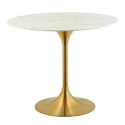 Ricki Lippa Dining Table (back in stock 2/23/21) - Wayfair