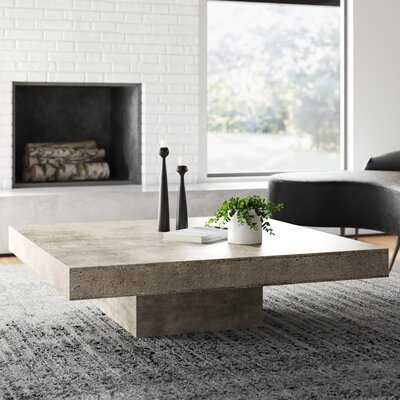 Victor Coffee Table - AllModern