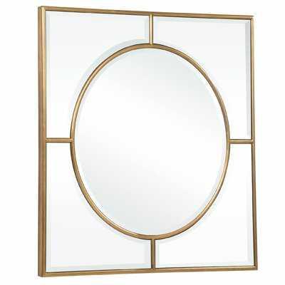 Vienna Stanford Glam Beveled Accent Mirror - Birch Lane
