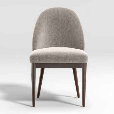 Ana Grey Dining Chair - Crate and Barrel