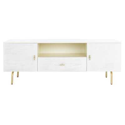 """Aneurin TV Stand for TVs up to 65"""" - Wayfair"""