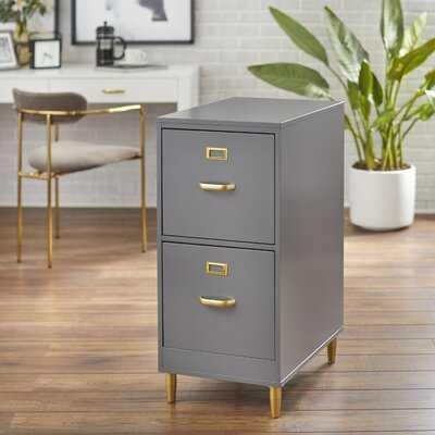 Dahle 2-Drawer Vertical Filing Cabinet - Wayfair