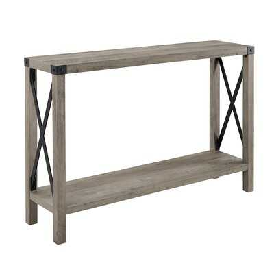 "Arsenault Urban 46"" Console Table - AllModern"