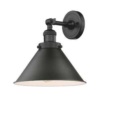 "Stonecrest 1 - Light 10"" Simple Cone Semi Flush Mount - Wayfair"