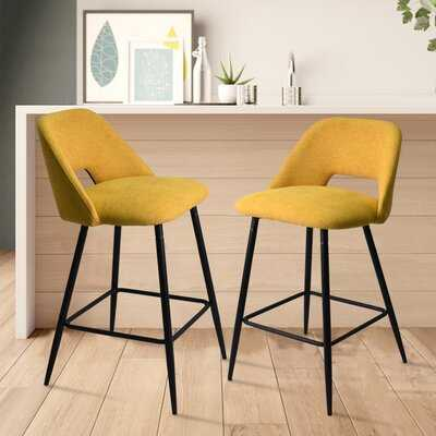 "Manya 26.5"" Counter Stool - Wayfair"