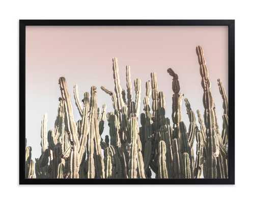 Summer Cactus Art Print - Minted