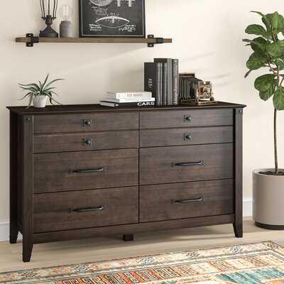 Chappel 6 Drawer Double Dresser - Birch Lane