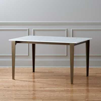 "Paradigm 54"" Dining Table - CB2"