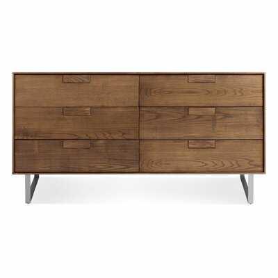 Series 11 6 Drawer Double Dresser - AllModern