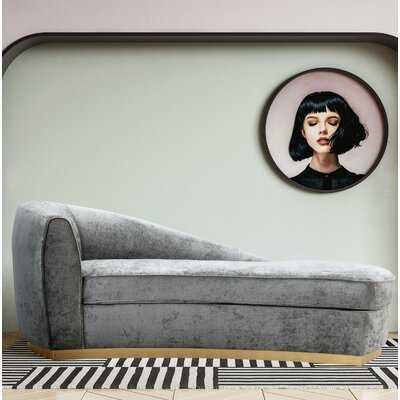 Saldana Chaise Lounge - Wayfair