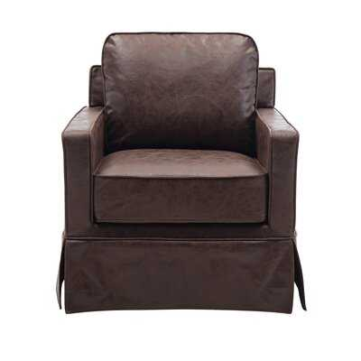 "Dees Swivel 21"" Club Chair - Wayfair"