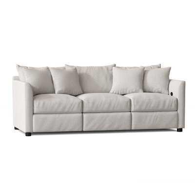 "Georgia Reclining 85"" Square Arm Sofa - Wayfair"