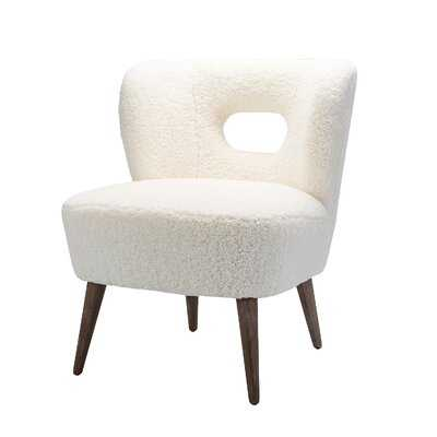 """Olivieri 25.6"""" Side Chair - Wayfair"""