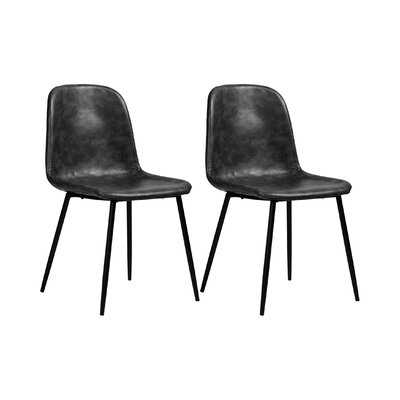 Debord Upholstered Side Chair - Wayfair