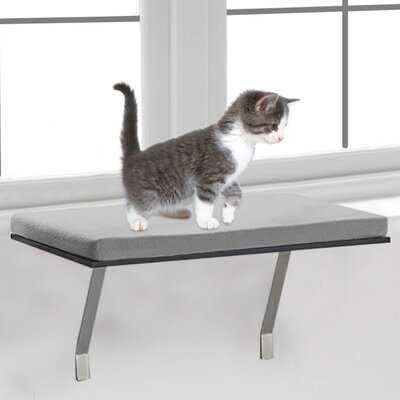 Foam Cushion Pet Cat Window Seat Perch Cat Perch Window Hammock Bed Pet Cat Seat - Wayfair