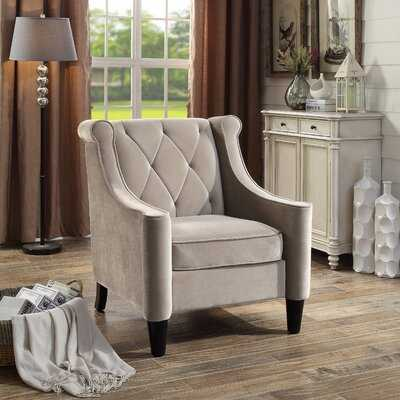 Morval Wingback Chair - Wayfair