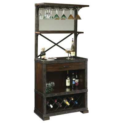Brees Bar Cabinet - Perigold