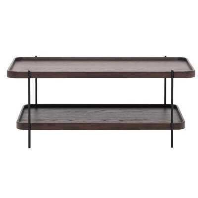 Sage Coffee Table with Tray Top - Wayfair