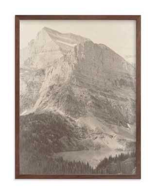 Glacier National Park Art Print - Minted
