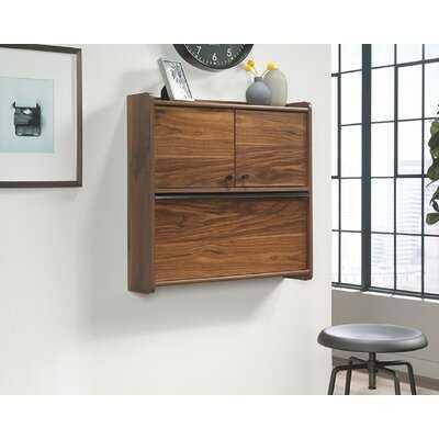 Linette Wall Floating Desk - Wayfair