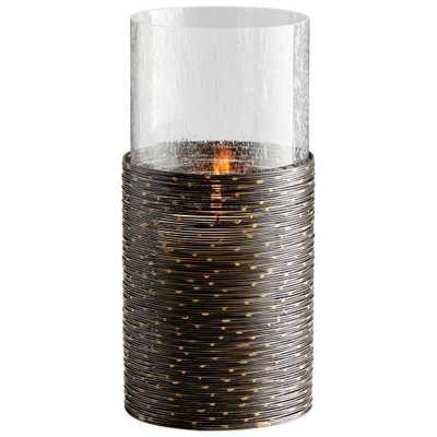 Medium Tara Candleholder - Onyx Rowe
