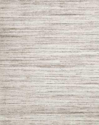 "Loloi Brandt BRA-01 Ivory / Oatmeal 7'-9"" x 9'-9"" - Loma Threads"