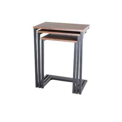 Windcrest C Table Nesting Tables - Wayfair