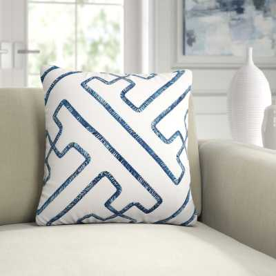 Eastern Accents Indira Dean Parchment Throw Pillow - Perigold