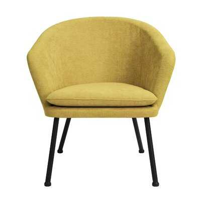 Brittnie Barrel Chair - Wayfair