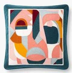 Justina Blakeney Abstract Pillow - High Fashion Home