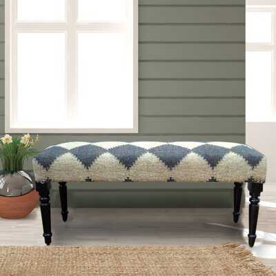 Covington Upholstered Bench - Wayfair