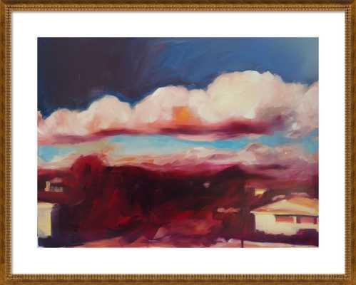cloud shadow by Mary Sinner for Artfully Walls - Artfully Walls