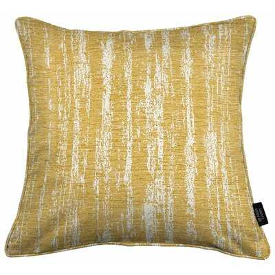 Sutton Abstract Throw Pillow - Wayfair