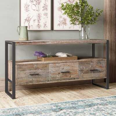 York Solid Wood TV Stand for TVs up to 65 inches - Birch Lane