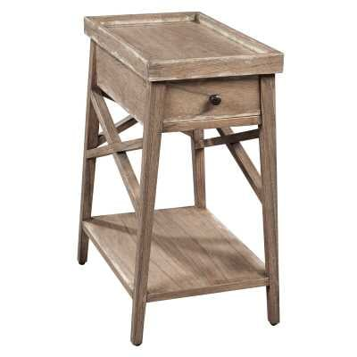 Hekman Primitive End Table - Perigold