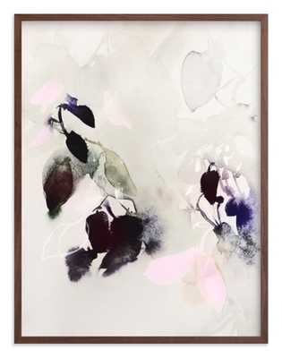Evening Flora Art Print - Minted