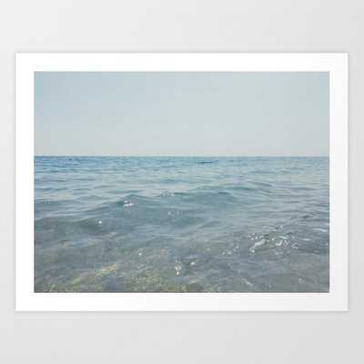 Ocean Art Print by Cassia Beck - X-Small - Society6
