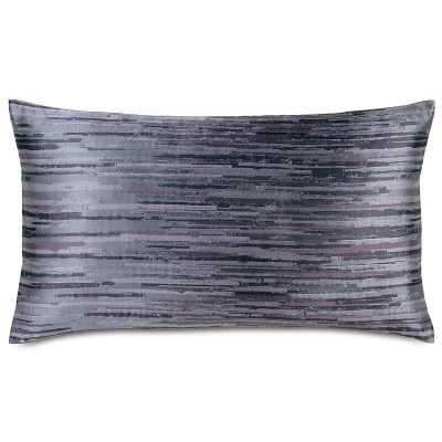 Eastern Accents Pierce Horta Accent Down Lumbar Pillow Color: Lilac - Perigold