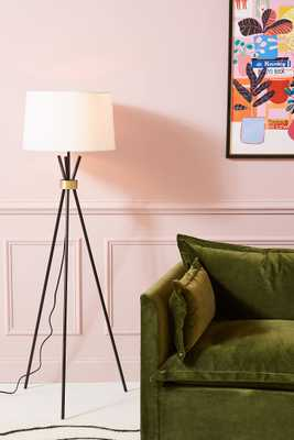 Benson Floor Lamp - Anthropologie