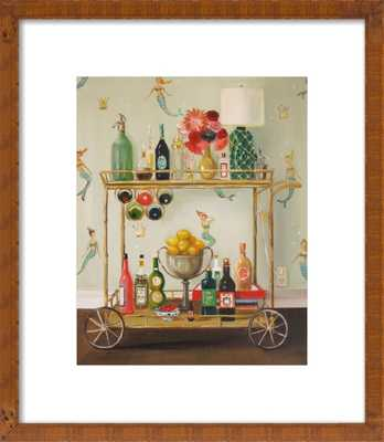 Barmaids by Janet Hill for Artfully Walls - Artfully Walls