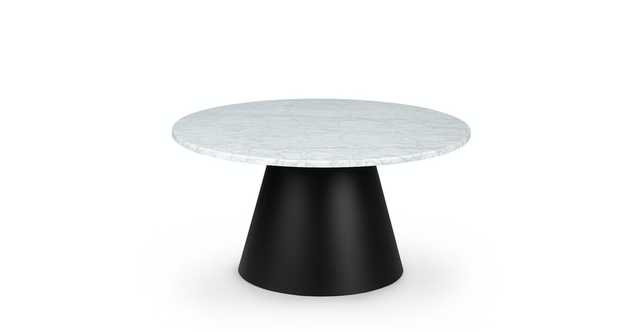 Tromso Black Coffee Table - Article